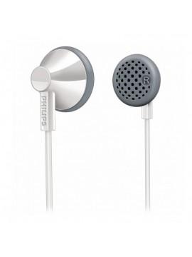 Auricular Philips Intrauditivos SHE2001 Blancos