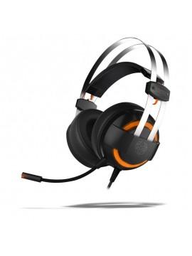 Auriculares Krom + Mic Gaming Kode,Usb,Ps4,Pc, 7,1 Virtual